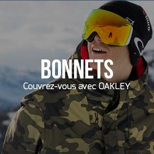 bonnets oakley
