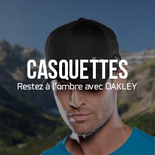 casquettes oakley