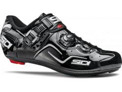 Chaussures Route SIDI Kaos Noir verni