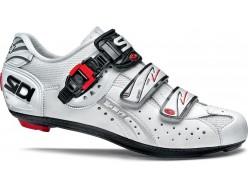 Chaussures Route SIDI Genius 5 Fit Carbon Blanc Mat