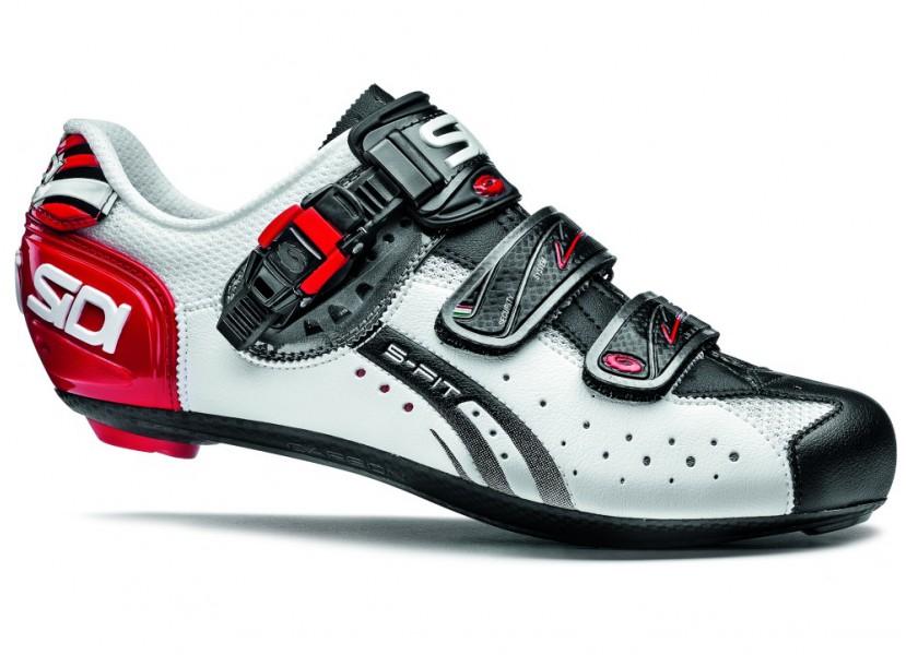 Rouge Mat Chaussures Mega Noir Fit 5 Carbon Sidi Blanc Route Genius ZikuPX