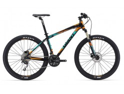 VTT GIANT Talon 27.5 2 LTD Bleu Noir Orange