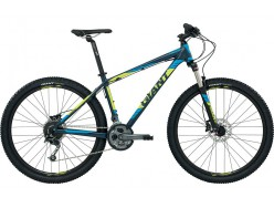 VTT GIANT Talon 27.5 3 LTD Bleu Jaune