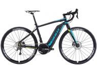 Vélo de route électrique GIANT Road E+1 Noir Bleu