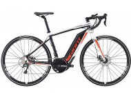 Vélo de route électrique GIANT Road E+2 Blanc Orange Noir