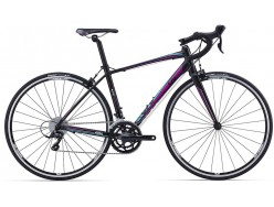 Vélo de course LIV Avail 3 Noir Rose Bleu