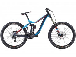 VTT GIANT Glory 27.5 1 Bleu Rouge