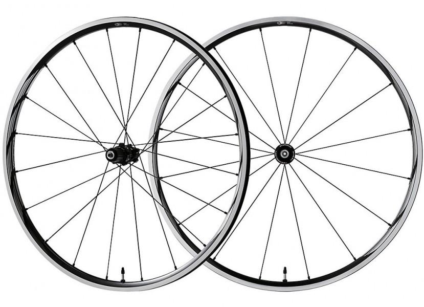 5e715898575 Paire de roues Route SHIMANO WH-RS61 Tubeless - Wareega