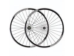 Paire de roues Route KOMPRESSOR R3 Alu 25mm boyaux