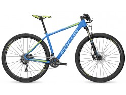 VTT FOCUS Black Forest Lite 29 Bleu Lime