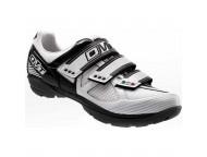 Chaussures VTT DMT Country 2.0 Noir Blanc Argent