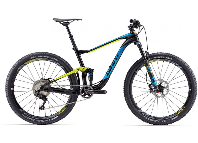 VTT GIANT Anthem Advanced 1