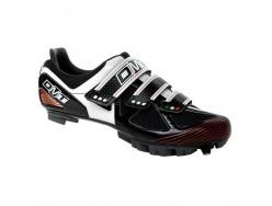 Chaussures VTT DMT Explore 2.0 Blanc Noir Rouge