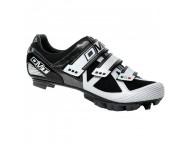 Chaussures VTT DMT Explore 2.0 Noir Blanc Argent