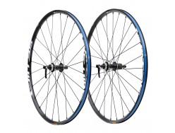 Paire de roues VTT SHIMANO WH-MT35 29 Noir