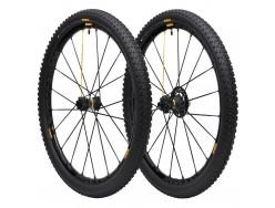 Paire de roues VTT MAVIC Crossmax SL Pro 27.5 WTS Intl Black