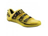 Chaussures Route MAVIC Huez Jaune