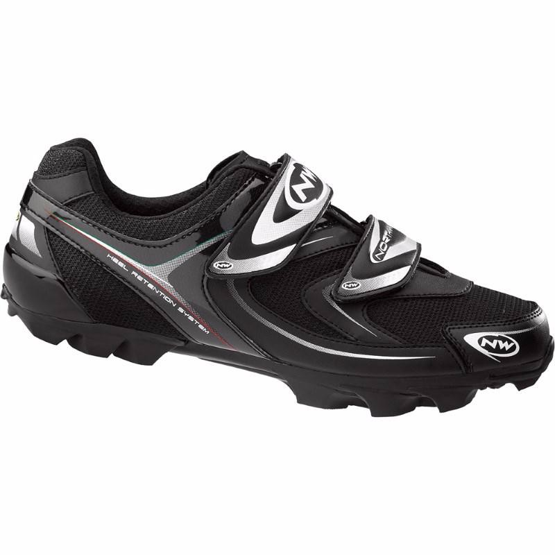 new styles newest top quality Chaussures VTT NORTHWAVE Spike Noir