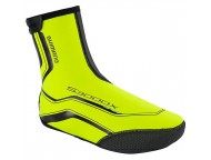 Couvre-chaussures SHIMANO Trail NPU+ Jaune Fluo