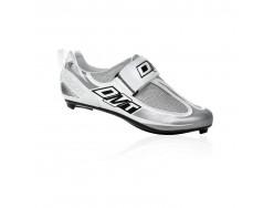 Chaussures DMT Tri Blanc Argent