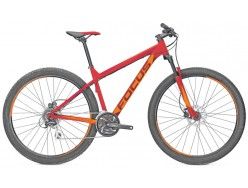 VTT FOCUS Whistler Core 29 Rouge Orange