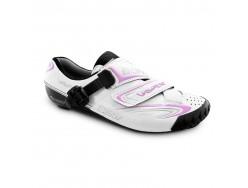 Chaussures VTT BONT Vaypor Blanc / Rose