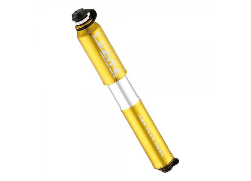 Mini pompe LEZYNE Pressure Drive Or S
