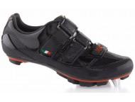 Chaussures VTT DMT Borealis Noir Rouge
