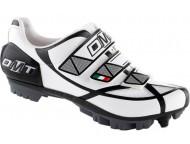 Chaussures VTT DMT Gemini Blanc Noir