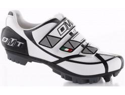 Chaussures VTT DMT Robur Blanc Noir