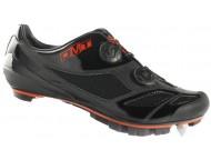 Chaussures VTT DMT Lynx II Noir Rouge