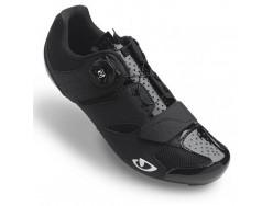 Chaussures Route Femme GIRO Savix W Noir Blanc