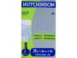 Chambre à air VTT HUTCHINSON Standard 26x1.30 à 1.65 Presta 32mm