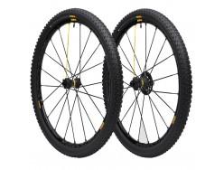 Paire de roues VTT MAVIC Crossmax SL Pro 29 WTS Intl Black