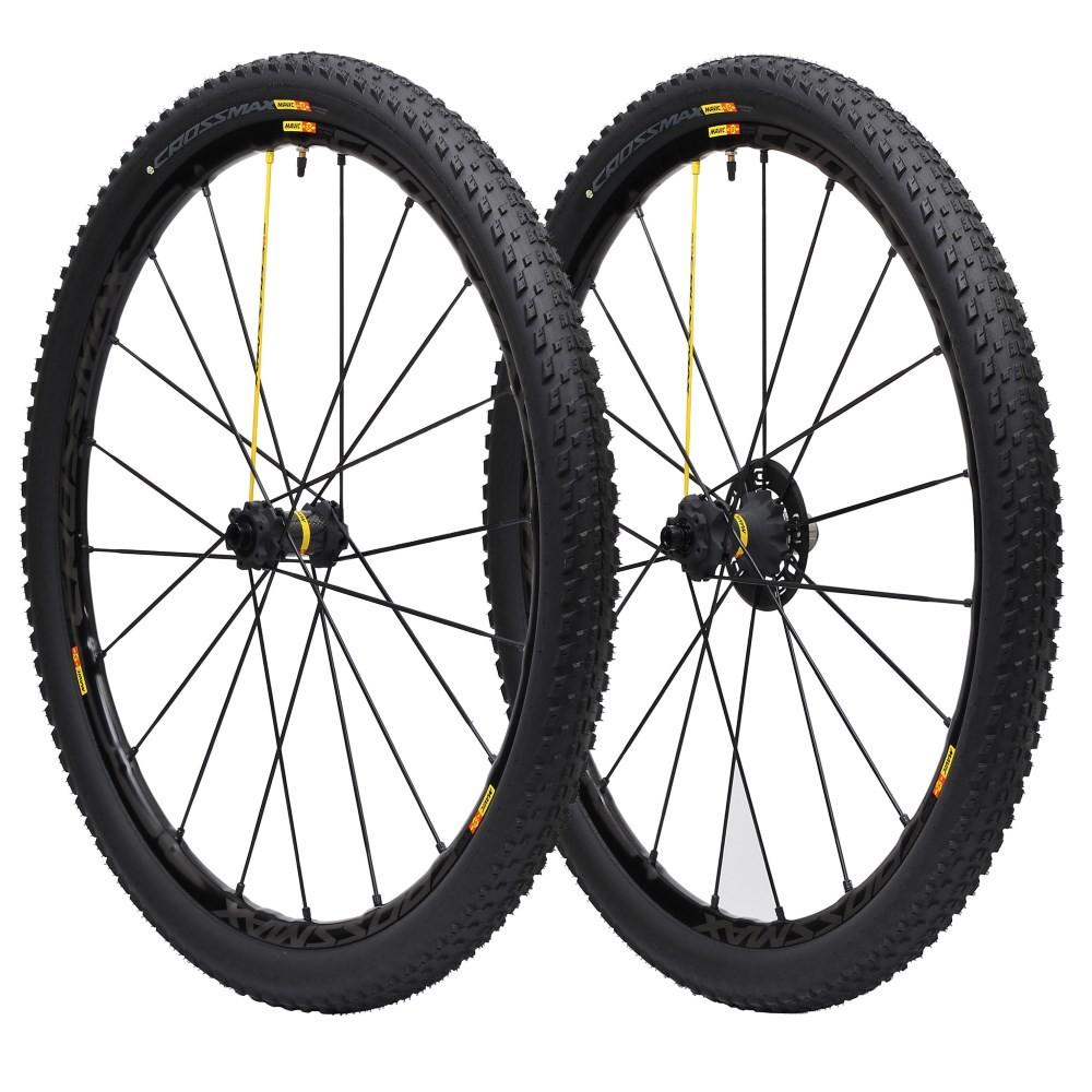 paire de roues vtt mavic crossmax sl pro 29 wts intl black wareega. Black Bedroom Furniture Sets. Home Design Ideas