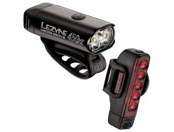 Eclairage LEZYNE Micro Drive 400 XL Avant + Strip Arrière