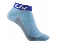 Chaussettes Femme LIV Sunny Aqua et Bleu