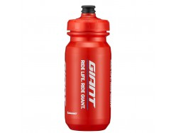 Bidon GIANT Fast DoubleSpring 600ml Rouge