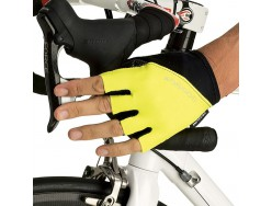 Gants Courts Route ASSOS SummerGloves Yellow