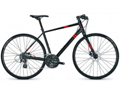 Vélo fitness FOCUS Arriba Altus Noir mat