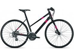 Vélo fitness Femme FOCUS Arriba Altus Noir mat TR