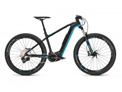 VTT électrique FOCUS Bold2 Plus Pro Noir mat Bleu