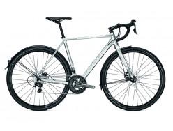 Vélo de cyclocross FOCUS Mares AL Commuter Argent