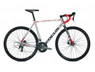 Vélo de cyclocross FOCUS Mares AL Tiagra Argent