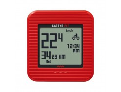 Compteur CATEYE Fit PD100W Rouge