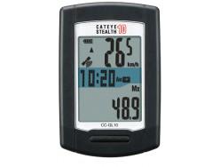 Compteur GPS CATEYE Stealth 10 GL10 Noir
