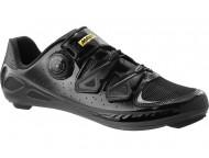Chaussures MAVIC Ksyrium Ultimate II Noir