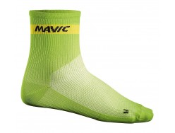 Chaussettes MAVIC Cosmic Mid Sock Light Vert