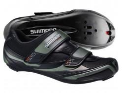 Chaussures Route SHIMANO R064 Noir Gris