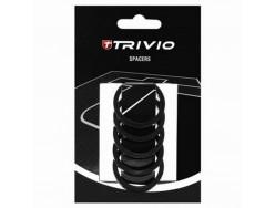 Entretoises de direction TRIVIO Noir 5mm